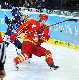 Hamburg Freezers Düsseldorf Eishockey Playoffs DEL 2015
