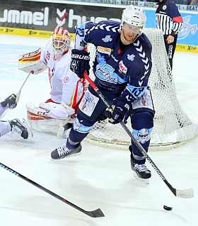 Hamburg Freezers Düsseldorf Eishockey Playoffs DEL 2015