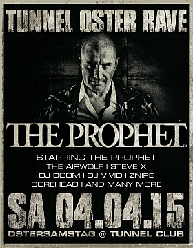 Oster Rave The Prophet Tunnel Club Hamburg 2015