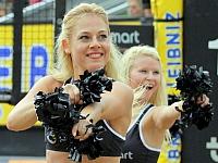 Deutsche Beach-Volleyball Meisterschaften 2014 smart beach girls