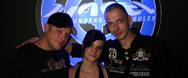 Hamburg Underground Tunnel Club 2015