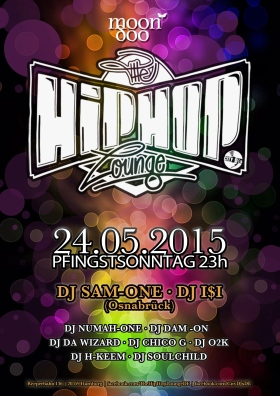The Hip Hop Lounge Moondoo Hamburg 2015