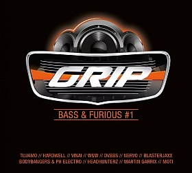 GRIP Bass Furious 2015