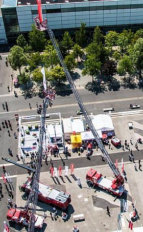 Interschutz 2015 Messe Hannover