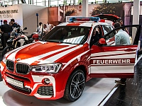 Interschutz 2015 Messe Hannover