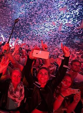 David Guetta Listen 2015 Hamburg