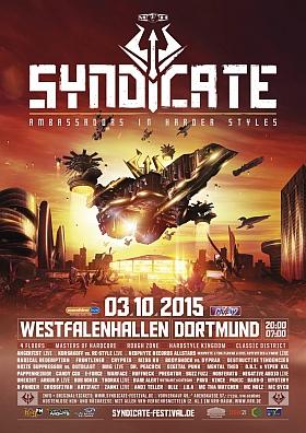 Syndicate 2015 Westfalenhallen Dortmund