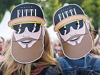 MC Fitti Kieler Woche Kiel Konzert 2015