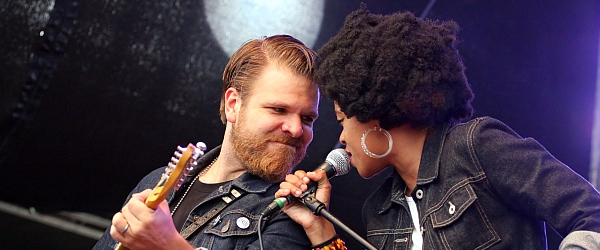 Nikki Hill Konzert Hamburg Harley Days 2015