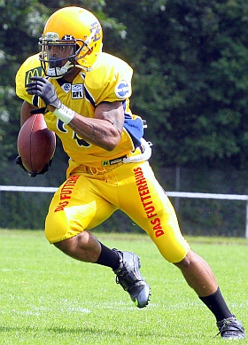 Elmshorn Fighting Pirates Bonn Gamecocks Football GFL 2015