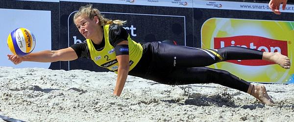 smart beach tour 2015 Volleyball Peter Ording