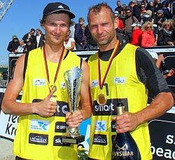 smart beach tour 2015 Volleyball Peter Ording
