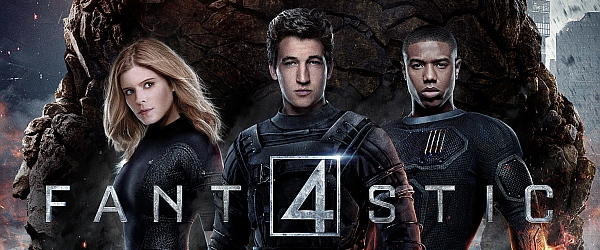 Fantastic Four Film 2015