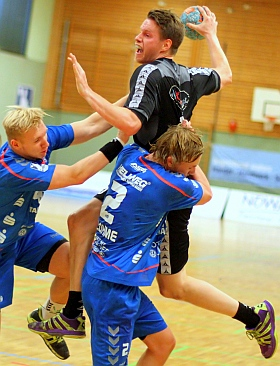 Henstedt Ulzburg Hamm Westfalen Handball 2015