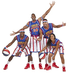 The Harlem Globetrotters 2016