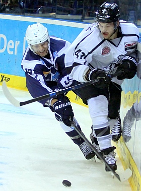 Hamburg Freezers Nürnberg Ice Tigers Eishockey DEL 2015