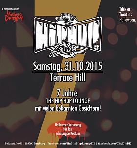 7 Jahre The Hip Hop Lounge 2015 Terrace Hill Hamburg