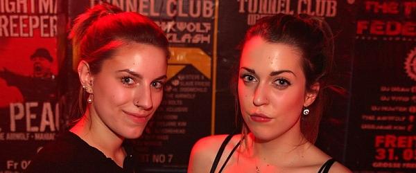 Underground Rules 2015 Tunnel Club Hamburg