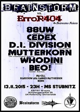 Brainstorm 2015 Stubnitz Hamburg