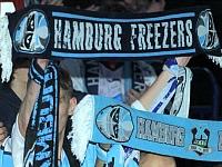 Hamburg Freezers München Eishockey DEL 2015