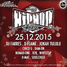 The Hip Hop Lounge Moondoo Hamburg 2015