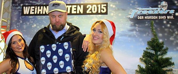 Hamburg Freezers Eisbaeren Berlin Eishockey DEL 2015