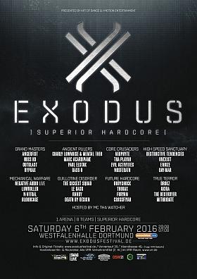 Exodus Festival 2016 Dortmund