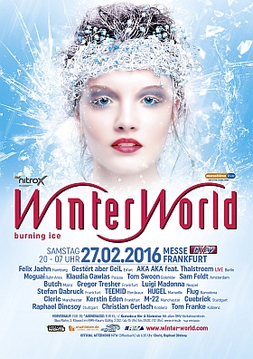 WinterWorld 2016 Messe Frankfurt