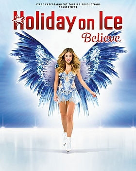 Holiday on Ice Believe 2016