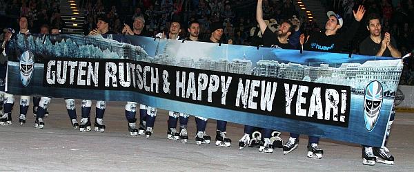 Hamburg Freezers Köln Haie Eishockey DEL 2015