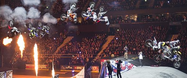 Nitro Circus Live 2016 Hamburg