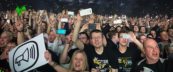 Scooter Konzert Arena Hamburg 2016