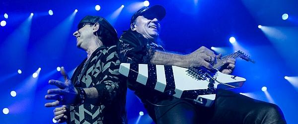 Scorpions Konzert Hamburg 2016