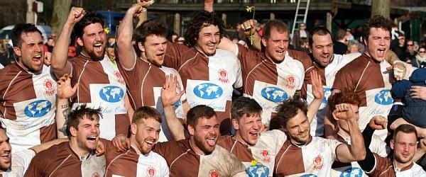 Pauli HRC Hamburg Rugby Bundesliga 2016