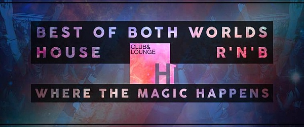 Where magic happens H1 Club Lounge Hamburg