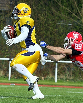 Elmshorn Fighting Pirates Oslo Vikings Football 2016