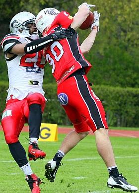 Hamburg Huskies Braunschweig Lions GFL 2016 Football