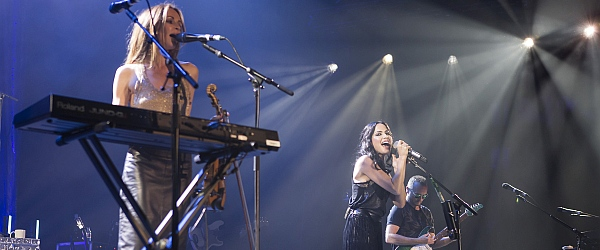 The Corrs Konzert Arena Hamburg 2016