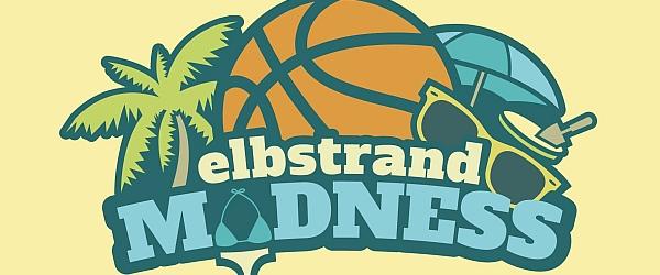 Elbstrand Madness Hamburg Beachbasketball Turnier 2016