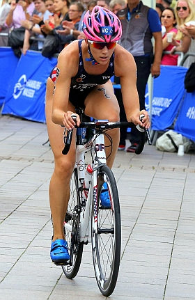 ITU World Triathlon Hamburg 2016