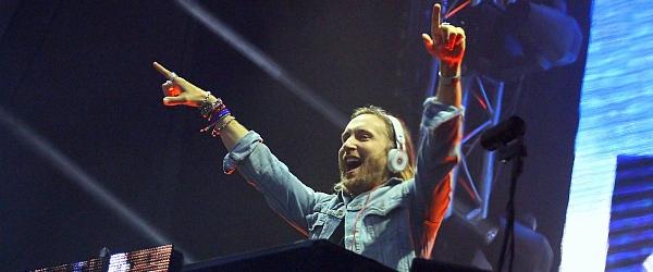 David Guetta Konzert Trabrennbahn Hamburg Bahrenfeld 2016