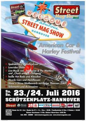 Street Mag Show Hannover 2016