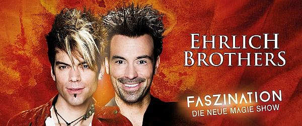 Ehrlich Brothers Faszination Magie Show