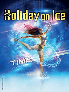 Holiday on Ice Time 2017 Eisshow