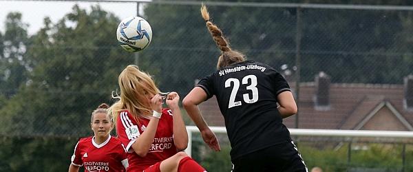 Henstedt Ulzburg Herford DFB Pokal Fussball Frauen 2016