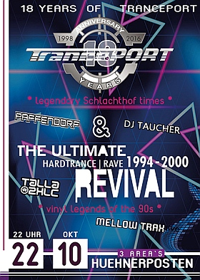 TrancePort Hühnerposten Hamburg 2016