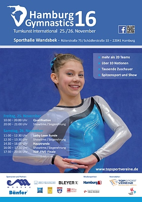 Hamburg Gymnastics 2016