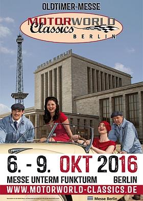 Motorworld Classics Berlin 2016 Oldtimer Messe