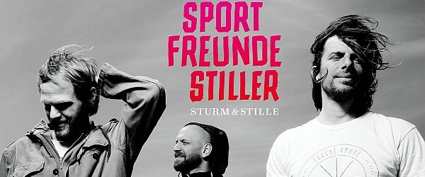 Sportfreunde Stiller Sturm Stille