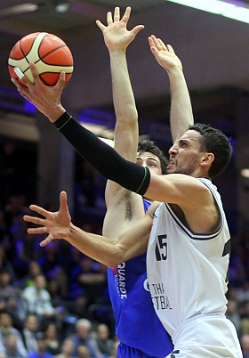 Hamburg Towers Oettinger Rockets Basketball ProA 2016